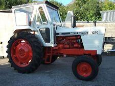 David Brown/Case 1210 - 1212 tracteurs Parts Manual PDF CD