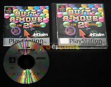 BUST A MOVE 2 Ps1 Versione Italiana Platinum ••••• COMPLETO