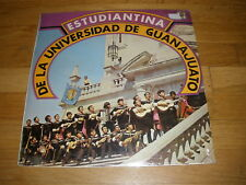 ESTUDIANTINA la universidad de guanajuato LP Record - sealed