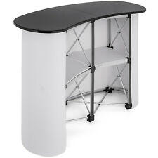 38551 Pop Up Podium Counter Table Promotion Retail Speech Trade Show Display