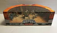 Star Wars Galactic Heroes Attack of The Clones Battle of Geonosis Figures