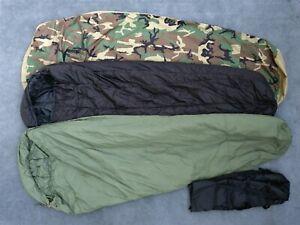 USGI Military 4 Piece MSS Modular Sleeping Bag Sleep System