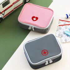 EG _Mini trousse de secours sac voyage portatif médecine Organisateur d'urgence