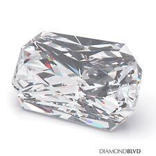 2.51ct H/SI2/V.Good Rectangular Radiant AGI Earth Mined Diamond 8.39x6.75x4.80mm