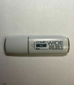 Copic Marker W5-Wide Sketch