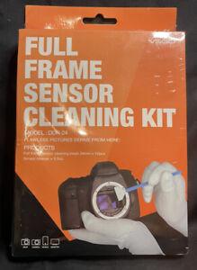 VSGO Full frame Sensor Cleaning Kit DDR-24 Sensor Cleaner Swab for DSLR Camera
