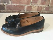 Jack Wills Blackford Penny Loafer Shoes Leather Made in England UK 5 38 £198.00