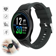 2020 Smart Watch Heart Rate Call Messages Reminder for Samsung iPhone LG Android
