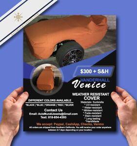 Vanderhall Venice Car Cover