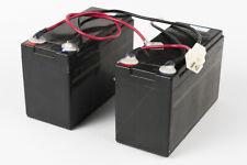 Razor E200 & E300 Battery (2 x 12V/7AH Single Connector 3 Hole/2 Pin)