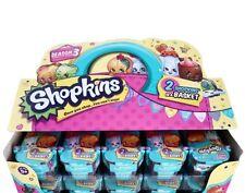 New Shopkins Basket Season 3 Blind 2 Pack Basket Lot Of 8 Baskets