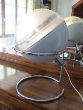 Trés rare Lampe Focus de Fabio Lenci  Harvey Guzzini 1968 Spaceage / Joe Colombo
