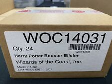 Harry Potter TCG Trading Card Game 24ct Base Set Blister Box Factory Sealed