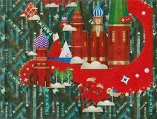 Panini Sticker Fußball WM 2018 Russia Nr. 4 Plakat Puzzle Bild Unten NEU 004