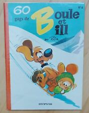 BOULE ET BILL  n° 6 . ROBA -  EO -  édition originale TTBE - 1970