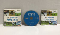 Wii Sports - Nintendo Wii Game Complete MINT CONDITION