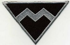 "Robotech The  Shadow Chronicles Mars Base Emblem 4"" Embriodered Iron-On Patch"