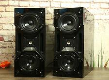 Wilson Audio CUB Kompakt Lautsprecher, OVP! Bookshelf Speaker w. Wooden Boxes!