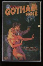 BATMAN GOTHAM NOIR #1 TPB ONE SHOT NEAR MINT 2001 DC bin-2018-0754