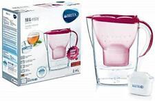 Caraffa Filtrante Brita Marella Basic Berry Con 1 Filtro Maxtra+ Per Acqua