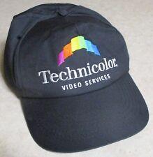 🔥Vintage Technicolor Video Services Hat Cap🔥
