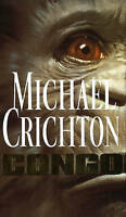 Congo by Michael Crichton (Paperback) NEW Book