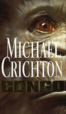 Congo by Michael Crichton (Paperback, 1995)