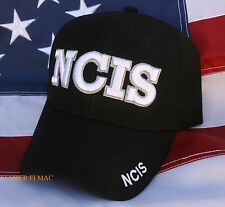 NCIS US NAVAL CRIMINAL INVESTIGATED SERVICE HAT CAP NAVY MARINES WOWNH PIN UP