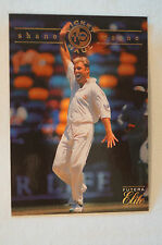 Cricket Collectable - Futera Elite Card - 10 Wicket Haul - Shane Warne