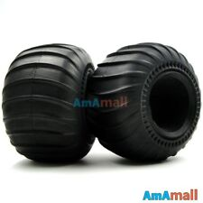 2pc RC 2.2 Off Road Paddle Tire Sand Mud Snow Tyre 110mm Fit RPM 2.2 Truck Wheel