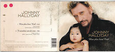 CD SINGLE DIGIPACK JOHNNY HALLYDAY MON PLUS BEAU NOEL 2T DE 2005