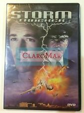 ☀ NEW Storm Tracker DVD Luke Perry Martin Sheen Region-Free