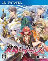 Shishido Bukaners! PS Vita Japan
