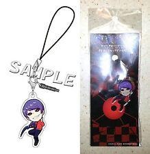 Tokyo Ghoul Shu Tsukiyama V2 Earphone Jack Accessory Charm Pierrot Licensed New