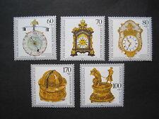 Bund/BRD MiNr. 1631-1635 postfrisch (S 843)