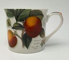 Royal Botanic Garden Kew 9 Oz Coffee Tea Mug Cup Apples Pomme De Chataignier