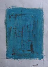 Chrys LEM  15 mai 2000  Gestual Paint