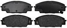 Disc Brake Pad Set-Organic Disc Brake Pad Front ACDelco Pro Brakes 17D829