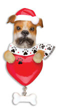 PERSONALIZED CHRISTMAS ORNAMENT PETS-BOXER