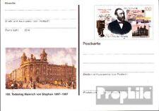 BRD (BR.Duitsland) PSo49 Speciale Postkaarten gefälligkeitsgestempelt gebruikt 1
