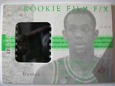 2001-02 SP AUTHENTIC ROOKIE FILM FX TRENTON HASSELL # 99 !! BOX 1