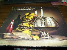 Doug And The Slugs-Cognac And Bologna-LP-RCA-AFL1-3887-Vinyl Record-VG+