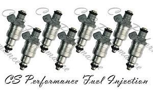 Siemens Fuel Injectors Set for 1996-1999 Dodge Ram 1500 5.2L 5.9L V8 96 97 98 99