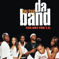 New: Bad Boys Da Band: Too Hot for TV Clean Audio CD