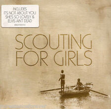 SCOUTING FOR GIRLS - Scouting For Girls (UK 10 Trk CD Album)