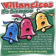 NEW-SEALED! Coro Infantil De Villavidel : Villancicos De Siempre CD