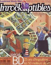 Les Inrockuptibles #135 -Woody ALLEN- + suppl. Woody