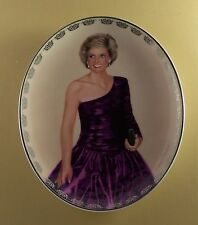 Radiant Princess Diana: Queen of Our Hearts Plate #9 Ninth Issue Di