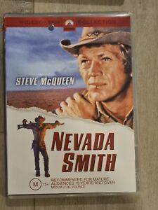 Nevada Smith DVD - Region 4 FAST POST