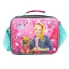 JoJo Siwa Girls' Insulated Lunch Bag with Strap
